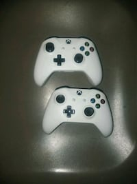 Xbox one controllers $30 each or $55 for both North Little Rock, 72118
