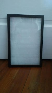 Used Riker Box table top display cases