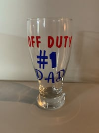 New Fathers Day Beer Glass Barrie, L4M 2M4