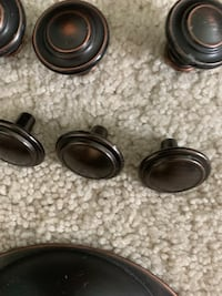 Various door knobs-check out all the pictures.
