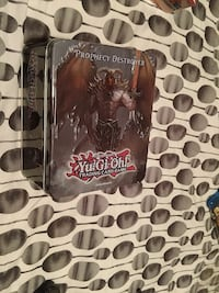 Yu-Gi-Oh! trading card game box
