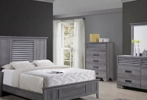 5 Piece Sarter Bedroom Group