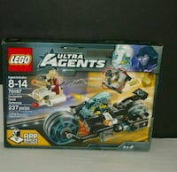 LEGO Ultra Agents 70167 toy box Edmonton, T5Y 2Y8
