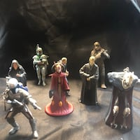 Star Wars collectibles 2 of 3