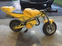 Yellow and black pocket bike Welland, L3C 2K1