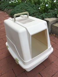 Litter box - kitty cat litter box Washington