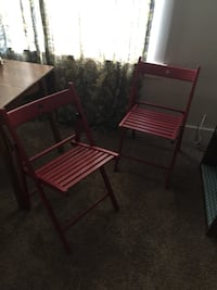 Set of IKEA chairs  Stockton, 95203