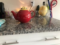 Cute red and yellow teapot  Innisfil, L9S 0L6