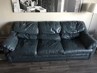 Free Leather Couch and Chair Burnaby, V3J 7B5