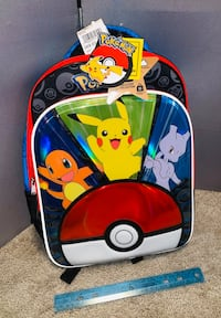 ~BRAND NEW~ Pokémon backpack new with tags La Vista