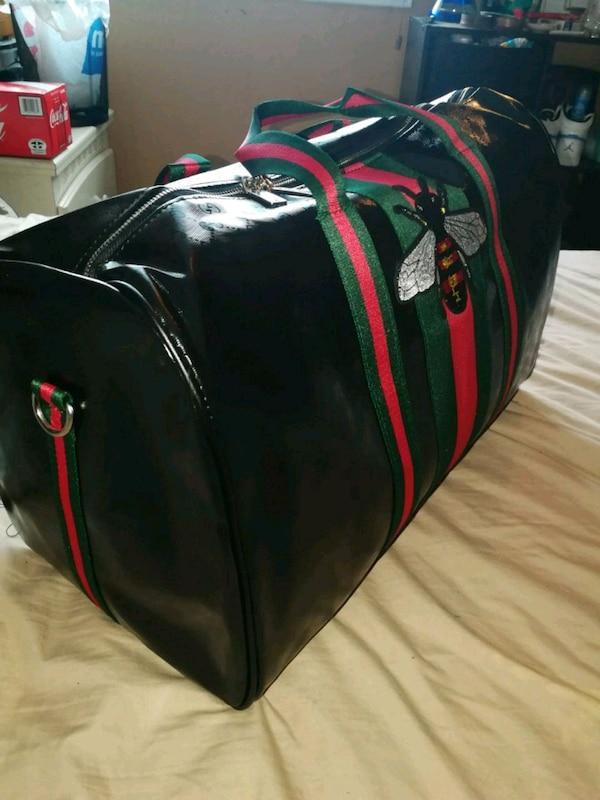 d96c10597a2 Used Gucci duffle bag for sale in Gatineau - letgo