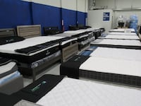 New EuroTop Mattress Sets