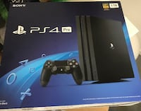PS 4 PRO NEW ONE  786 km