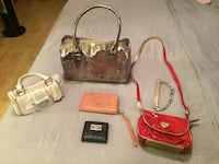 Purse and wallet lot  Pitt Meadows, V3Y 1M9