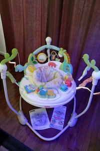 Fisher price baby jumperoo Warrenton