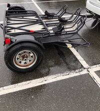Folding Motorcycle trailer Gainesville, 20155