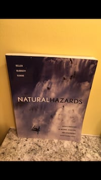 Natural Hazards. Second Canadian Edition  Dartmouth, B2X 1H7