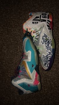 """""""What The """" Lebron 11s Wilbraham, 01095"""