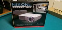 """Projector with 72"""" screen Mississauga, L5H"""