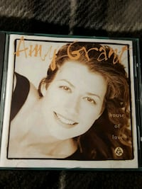 Amy Grant House of Love CD