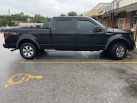 2010 Ford F-150 FX4 4x4 SuperCrew 157-in Mount Airy