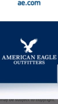 Eagle Outfitters/Aerie Gift Card Toronto, M4N 2J2