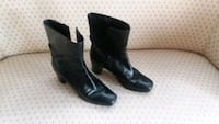 Black leather boots  Catonsville, 21228
