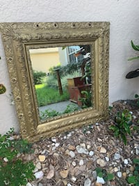 Absolutely Stunning Antique Gilded Mirror Winter Park, 32792