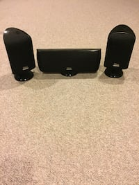 Set of 5 speakers New Tecumseth, L9R 1P5