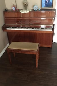 Zimmerman piano (Negotiable) Richmond, V7E 2C1
