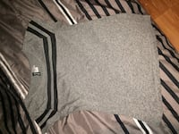 gray and black long-sleeved shirt Moncton, E1C