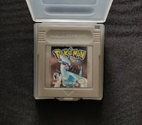 Pokemon Silver Version (Nintendo Gameboy) Toronto