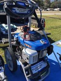 Pressure washer with electric start  Bluffton, 29910