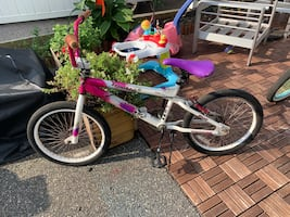 Kids youth bike