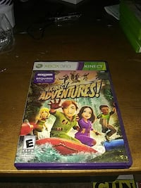 Kinect Adventures Xbox 360 game  Canandaigua, 14424
