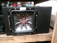 12 inch solobaric in q power rhino lined box  Owensboro, 42301