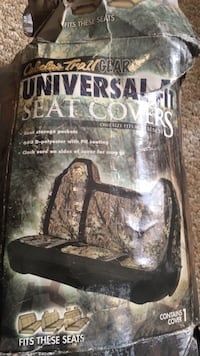 Universal seat cover Marcus Hook, 19060