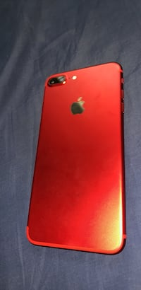 Red iPhone 7 Plus 128gb, everything works 10/10