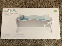 "Manhattan toy baby Stella time to sleep cradle for 15"" dolls  San Antonio, 78259"