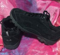 Black suede hikers, wind river brand. Size 11 pric Calgary, T3B 1K5