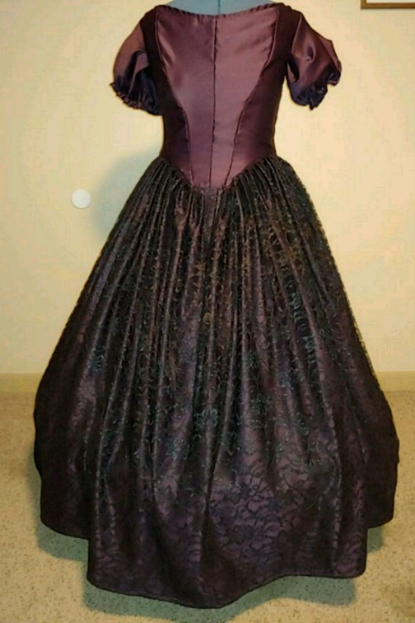 Handmade Civil War Ballgown 0