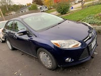 2012 FORD FOCUS SFE, 75K KM, POWER GROUP, HEATED SEATS, FOG LIGHTS, ETC Essa