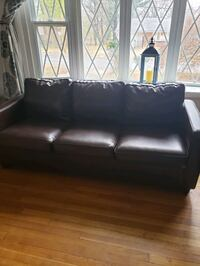 Brown Leather Couch Oxon Hill, 20745