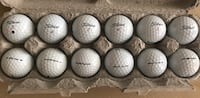 A Dozen Titleist NXT Tour Golf Balls-AAAA Condition -Pre owned Jackson, 08527