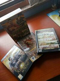 Pack Juegos PC 5825 km