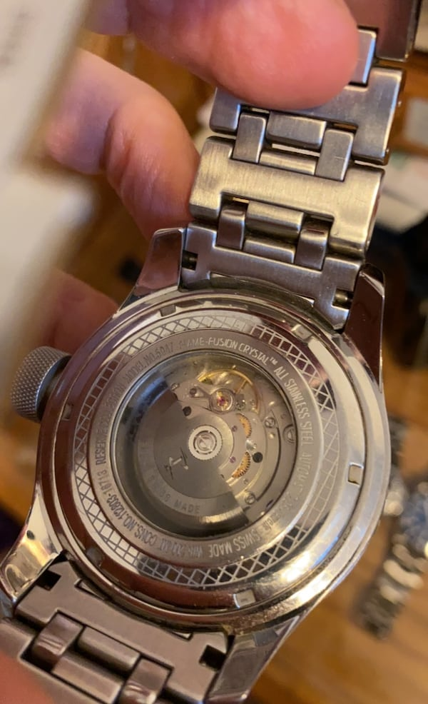 Invicta SWISS MADE AUTOMATIC from the reserve coll 0ffa1456-5dcb-4632-b1f5-e5d88966aa02