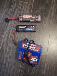 lipo battery/ nihm battery/ charger