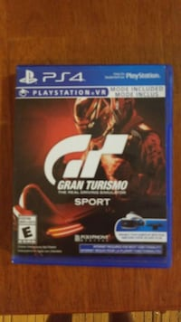 Sony PS4 Gran Turismo Sport  Welland, L3C 2H6