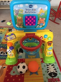 VTech basketball and soccer Toddler toy