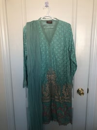 NEW Indian Suit with Pants & Dupatta Markham, L3R